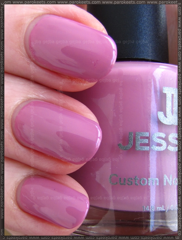 Jessica In Bloom LE - Loving swatch 2