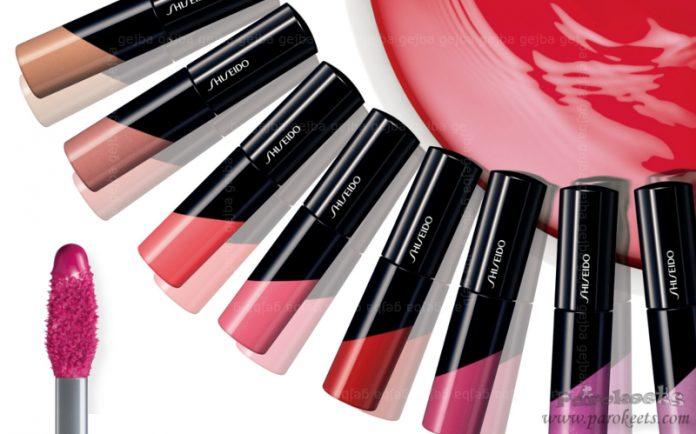 Shiseido Lacquer Gloss preview