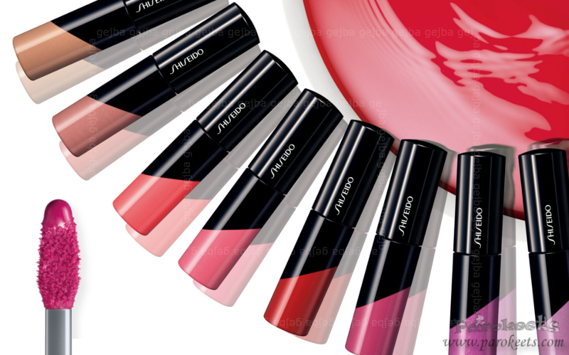 Shiseido Lacquer Gloss preview