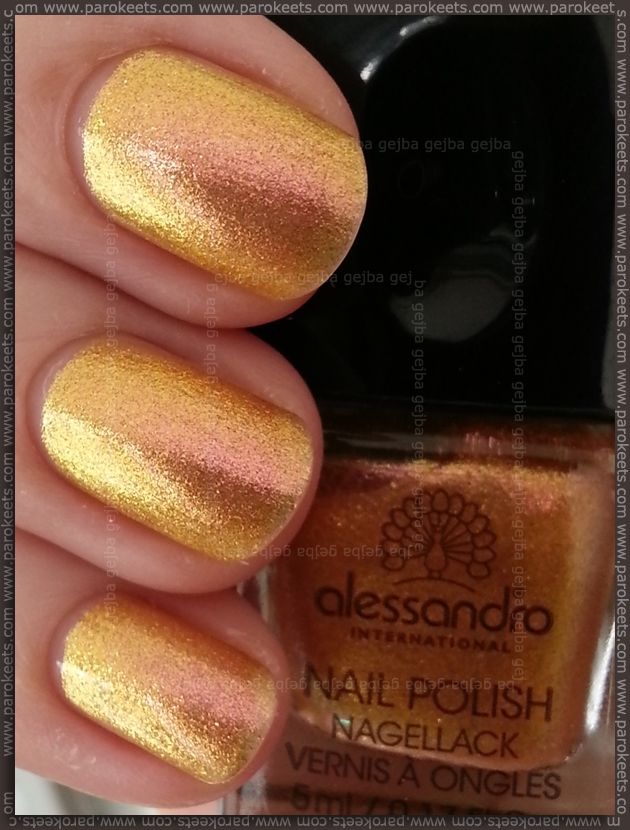 Alessandro Royal Stars - Fabulous Jewel swatch