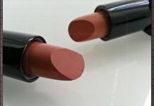 Illamasqua Nude and Starkers lipsticks