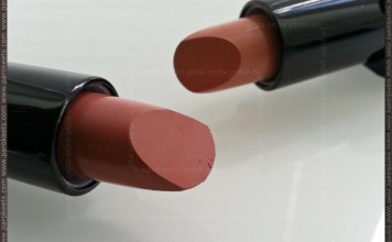 Illamasqua Nude and Starkers lipsticks