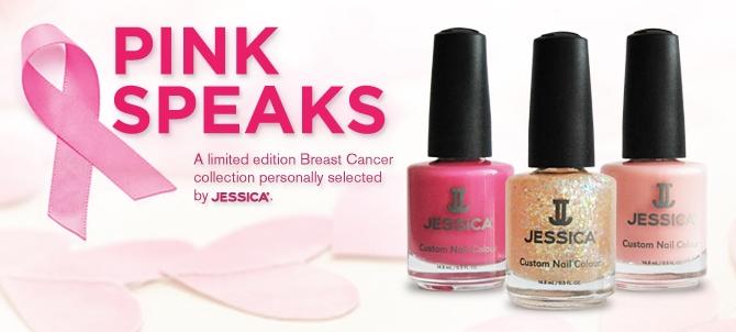 Jessica Pink Speaks