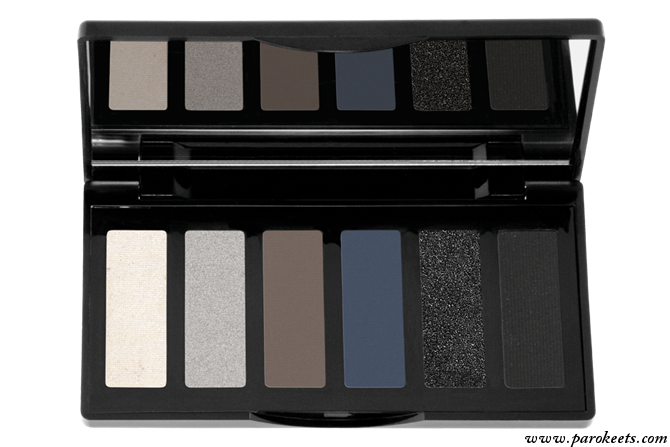 Deborah Smokey Eye - Black paleta