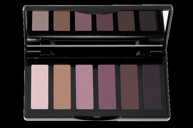 Deborah Smokey Eye - Violet paleta