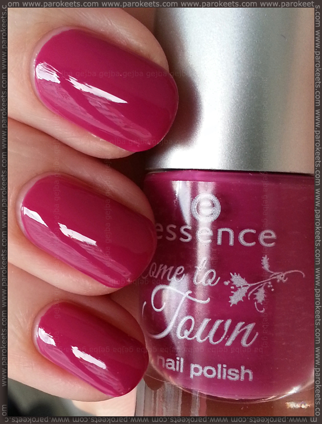 Essence Got my list (Come to town LE) pink