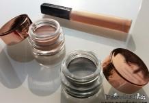 Illamasqua Once Vintage Metallix eyeshadows