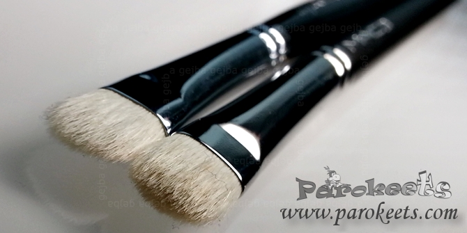 Zoeva 234 dupe MAC 239 brush