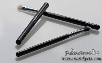 Zoeva eye brushes 227, 234, longlasting stylo liner