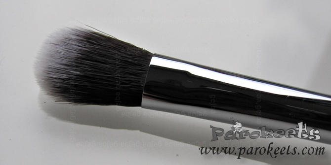 Zoeva eye brushes 227 - bristles