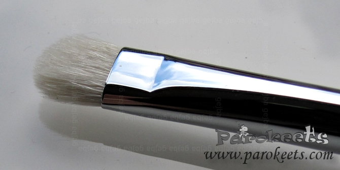 Zoeva eye brushes 234 bristle