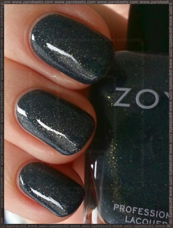 Zoya Yuna (Ignite LE) swatch