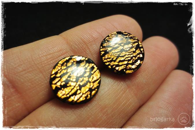 Brlogarka Royals earrings