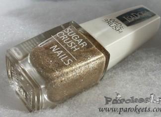 Isadora Gold Crush 116 lak za nohte