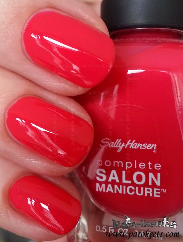 Sally Hansen Frutti Petutie 540 nail polish