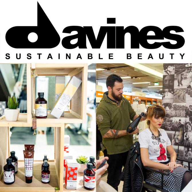 Davines event Ljubljana
