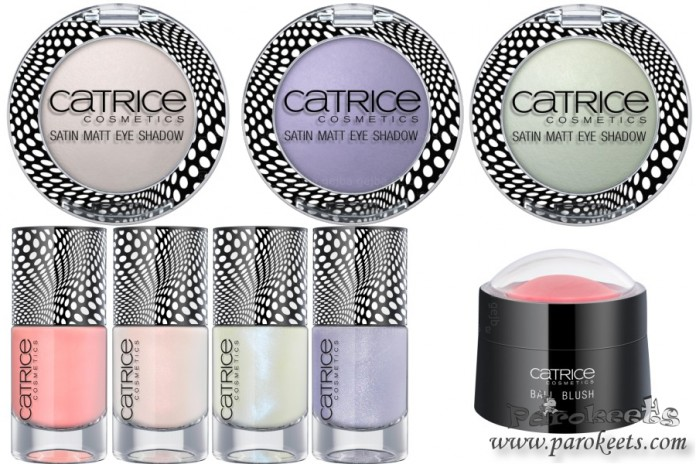 Catrice Dolls collection