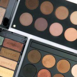 Palete za ličenje oči by Parokeets blog