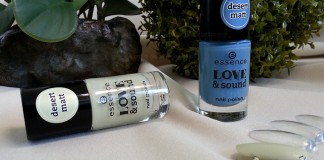 Essence Love and Sound LE nail polish