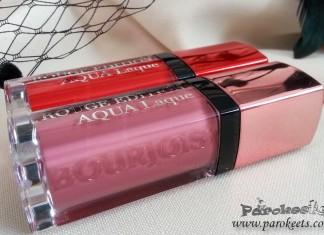 Bourjois Aqua Laque šminke