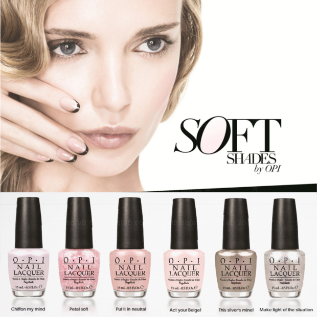 OPI Soft Shades LE