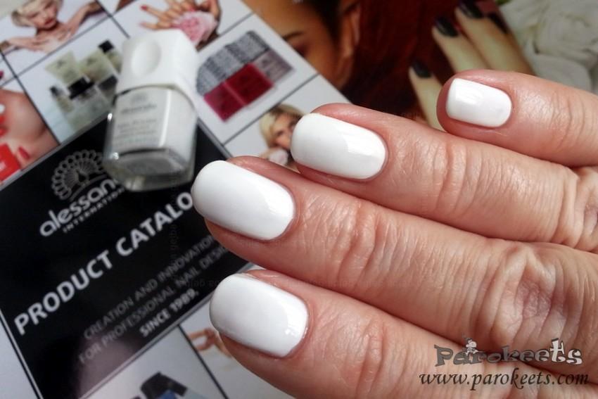 Alessandro Ibiza Night (White Night LE) nail polish