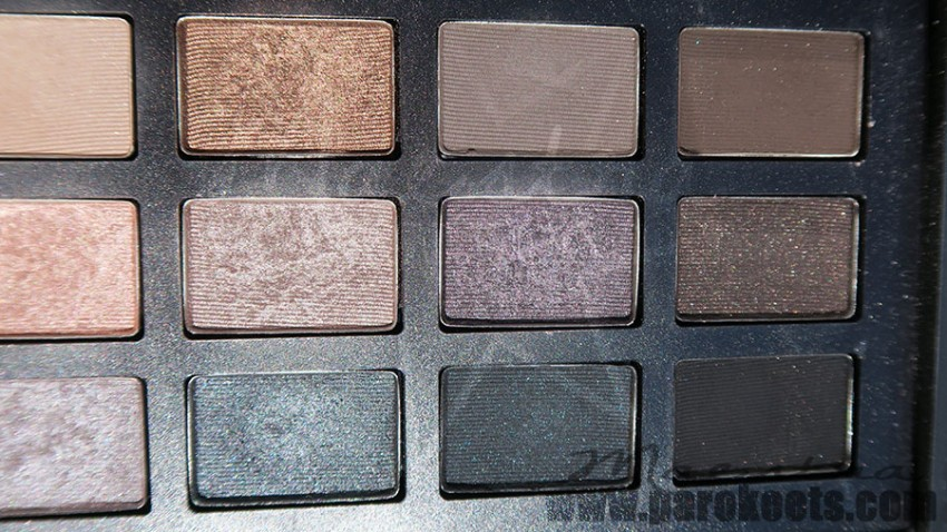 Narsissist eye shadow palette