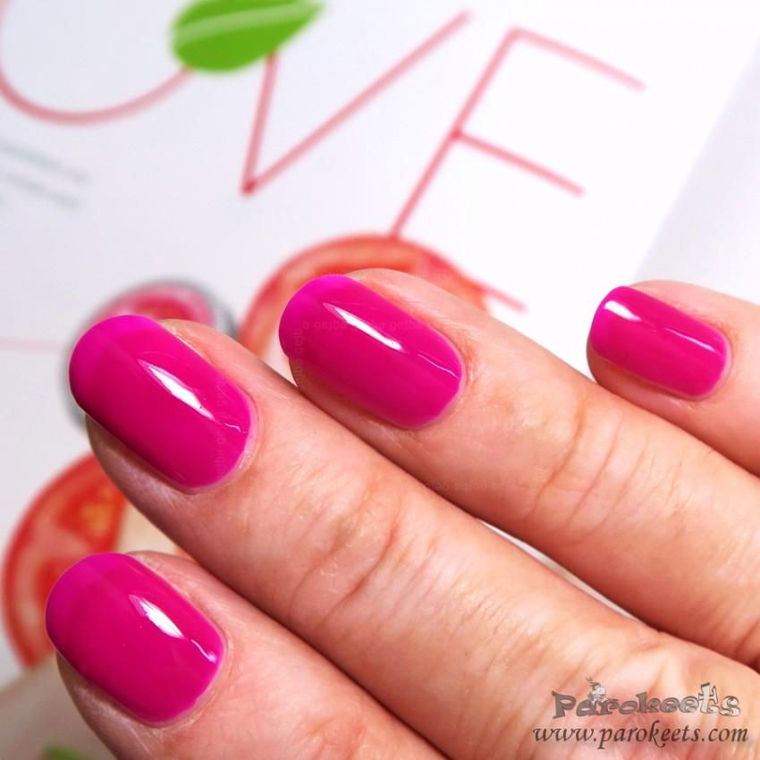 Alessandro Fantasy Island (strong pink) nail polish