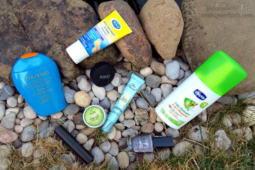 Top kozmetični izdelki poletje 2015