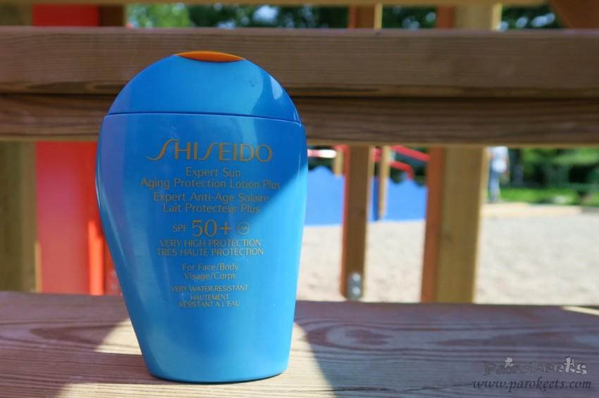 Shiseido top SPF krema poletje  2015