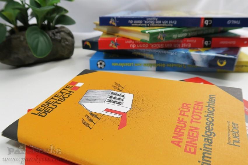 Nemška literatura A2-B1