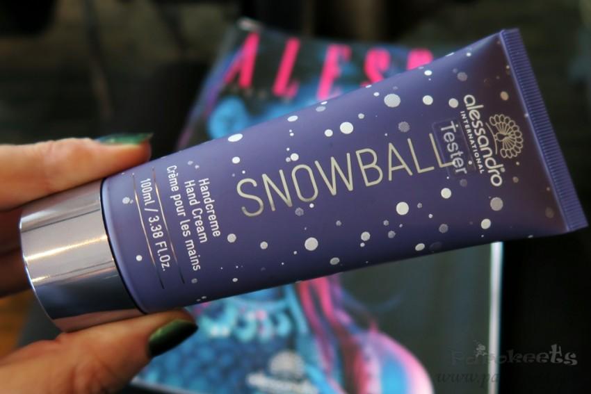 Alessandro Snowball božična omejena izdaja