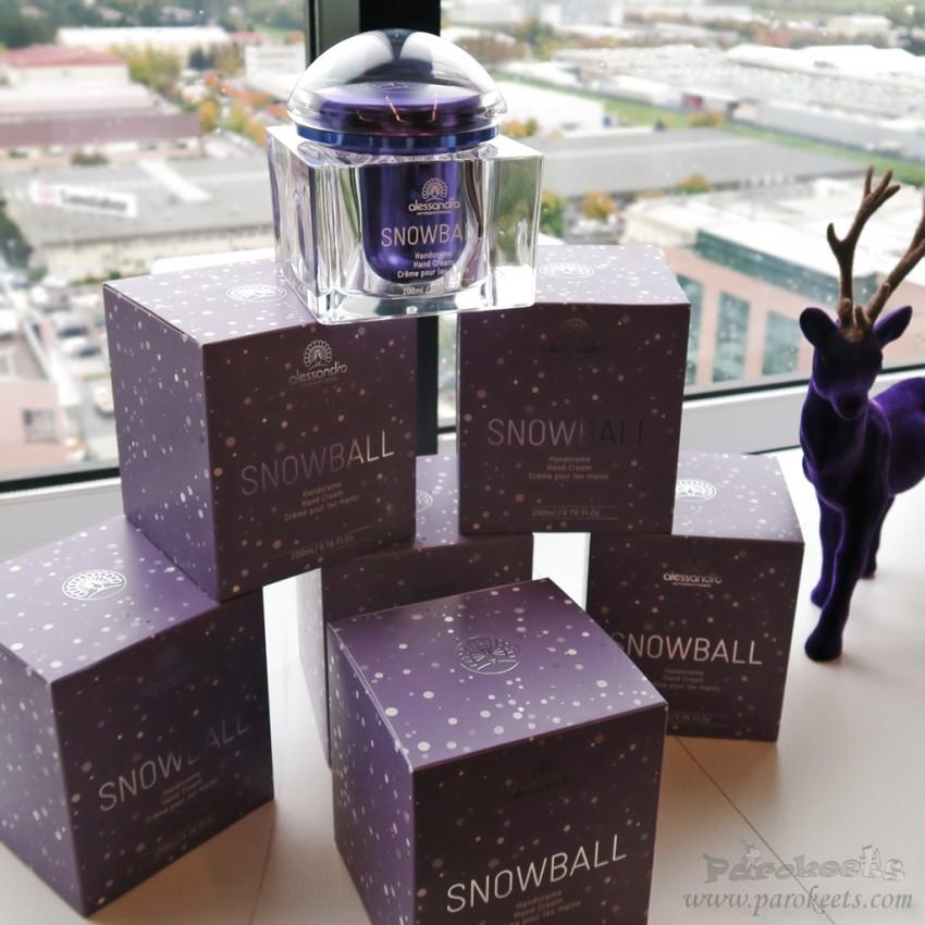 Alessandro Snowball luksuzno pakiranje