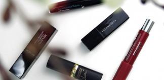 Autumn purple lipsticks