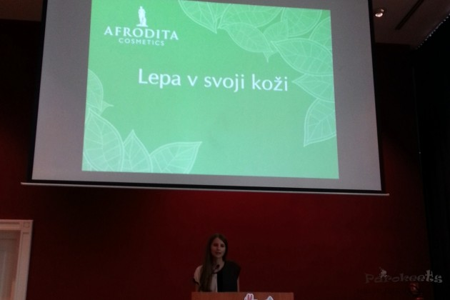 BBMU Afodita predstavitev