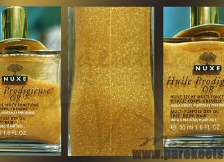 Nuxe - Multi-Purpose Dry Oil OR, suho olje z leskom