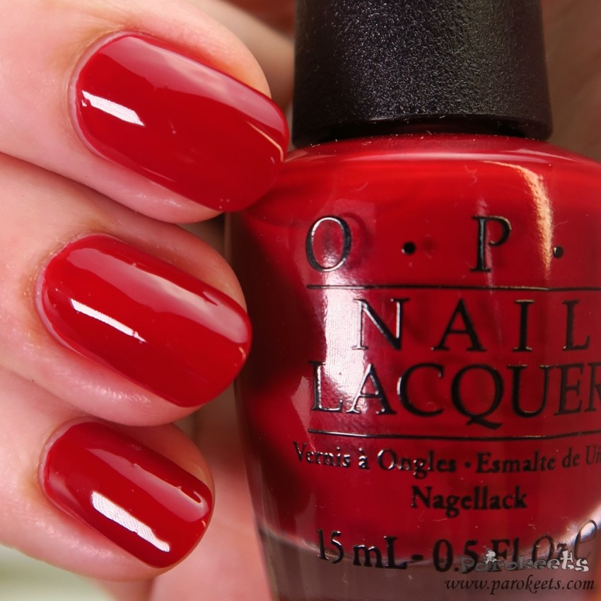 OPI Amore at the Grand Canal (Venice) novo jesen 2015