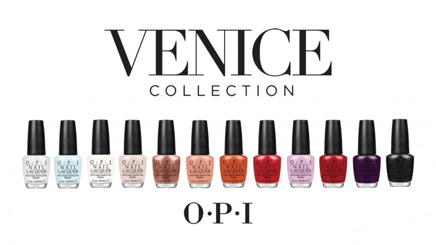 OPI Venice autumn 2015
