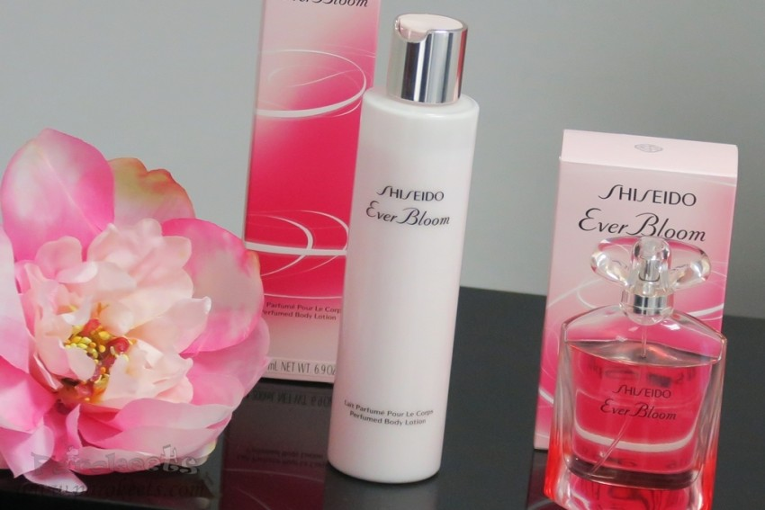 Shiseido jesen 2015 - Ever Bloom losjon