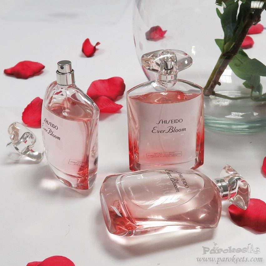 Shiseido jesen 2015 - Ever Bloom parfum