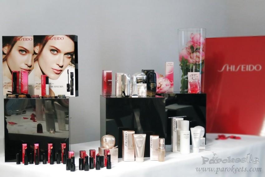 Shiseido jesen 2015 - novosti