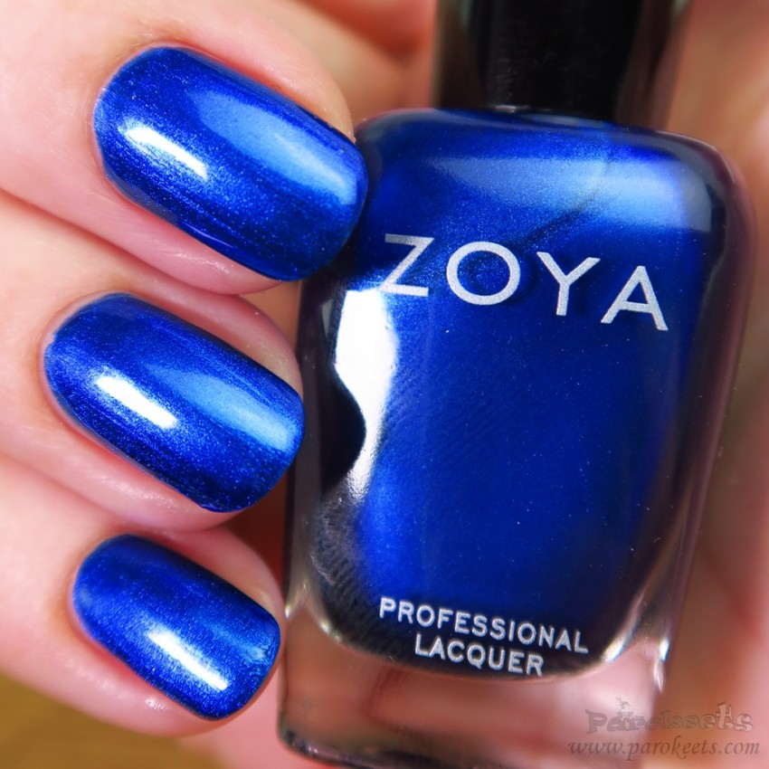 Zoya Estelle (Flair LE) nail polish