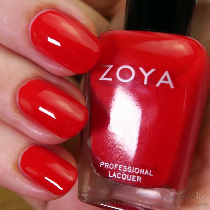 Zoya Hannah (Focus LE) nail polish