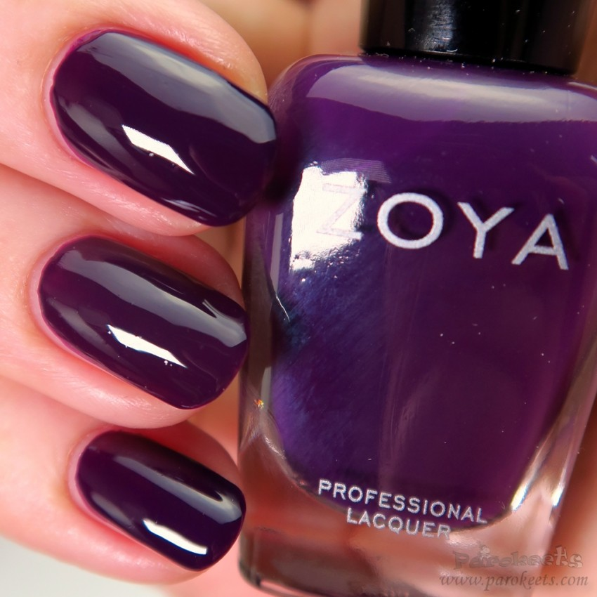 Zoya Lidia (Focus LE) vijolični lak