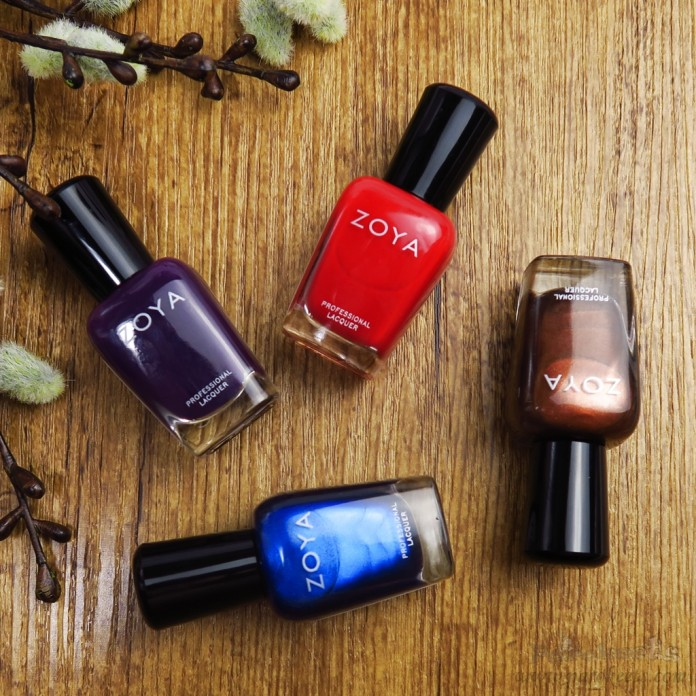 Zoya jesen 2015: Focus,Flair