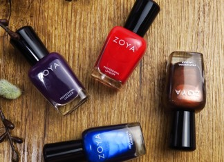 Zoya fall 2015 nail polishes Focus,Flair