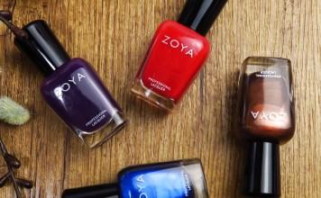Zoya fall 2015 nail polishes Focus,Flair