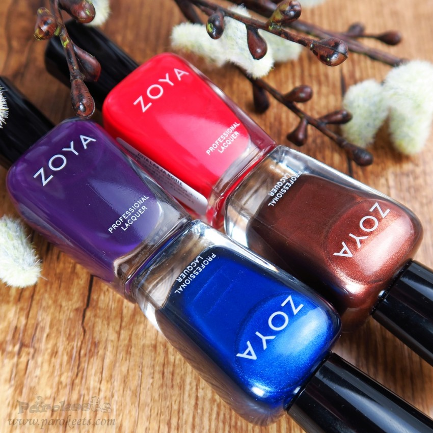 Zoya fall 2015 nail polishes (new)