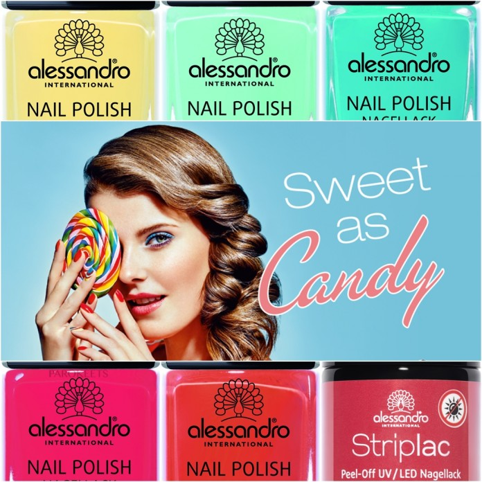Alessandro Sweet Candy PR