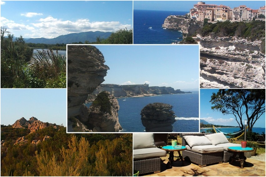 Corsica island by Gašper P